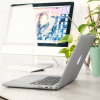 Olixar ToughGuard MacBook Pro 15 inch with Retina Hard Case - Clear