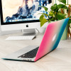 ToughGuard MacBook Air 13 Zoll Hülle Hard Case in Cosmic Haze Rainbow