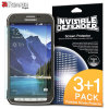 Rearth Invisible Defender 3 + 1 Pack Galaxy S5 Active Screen Protector