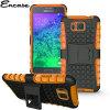 Encase ArmourDillo Hybrid Samsung Galaxy Alpha Case - Orange