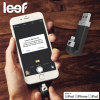 Leef iBridge 32GB Mobile Storage Drive for iOS Devices - Black