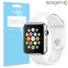 Spigen Crystal Apple Watch 2 / 1 Screen Protector (42mm) - 3 Pack