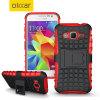 ArmourDillo Samsung Galaxy Core Prime Protective Case - Red