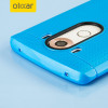 FlexiShield Dot LG V10 Case - Blue