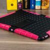 Olixar Armourdillo Protective iPad Pro 12.9 inch Case - Pink