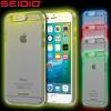 Seidio Luma Multicolour iPhone 6S Plus / 6 Plus Light Up Case - Clear