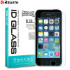 Rearth Invisible Defender iPhone SE Tempered Glas Displazschutz