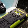 Olixar ArmourDillo Samsung Galaxy J3 2016 Protective Case - Green