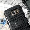ArmourDillo Samsung Galaxy S7 Hülle in Schwarz