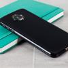 Olixar FlexiShield Motorola Moto Z Gel Case - Solid Black