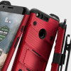 Zizo Bolt Series Google Pixel XL Tough Case & Belt Clip - Red / Black