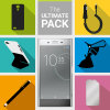 The Ultimate Sony Xperia XZ Premium Accessory Pack