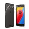 Official Motorola Moto C Gel Case - Clear