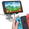 Olixar Nintendo Switch Premium Metal Stand - Silver