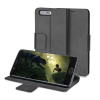 Olixar Leather-Style OnePlus 5 Wallet Stand Case - Black