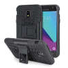 Olixar ArmourDillo Samsung Galaxy J3 2017 Hülle in Schwarz