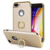 Olixar X-Ring iPhone 8 Plus / 7 Plus Finger Loop Case - Gold