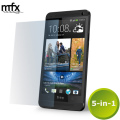 MFX Screen Protector 5-in-1 Pack for HTC One M7