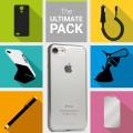 Das Ultimate Pack iPhone 7 Zubehör Set