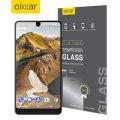 Olixar Full Cover Tempered Glas Essential Phone Displayschutz
