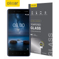 Olixar Nokia 8 Tempered Glass Screen Protector