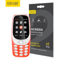Olixar Nokia 3310 3G 2017 Screen Protector 2-in-1 Pack