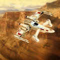 Propel Star Wars T-65 X-Wing Starfighter Battle Drone