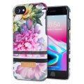 Ted Baker Linora iPhone 8 / 7 Soft Feel Shell Case - Painted Posie