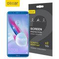 Olixar Huawei Honor 9 Lite Displayschutz 2-in-1 Pack
