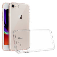 Olixar ExoShield Tough Snap-on iPhone 8 / 7 Case  - Crystal Clear