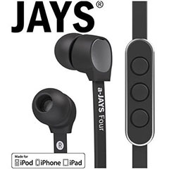 a-Jays Four Heavy Bass Impact Hands-free for iPhone and iPod Touch