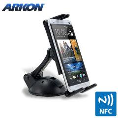Arkon IntelliGrip NFC Auto Halterung für Smartphone und Tablets