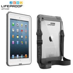 LifeProof Fre Case iPad Mini 2 / iPad MiniHülle in Weiß und Grau