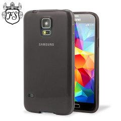FlexiShield Case für das Galaxy S5 / S5 Neo in Schwarz
