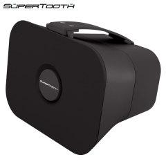 SuperTooth D4 Portable Stereo Bluetooth Speaker - Black