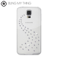 Bling my Thing Milky Way Collection Galaxy S5 / S5 Neo Hülle Crystal