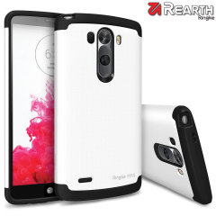 Rearth Ringke Heavy Duty Armor LG G3 Hülle in Weiß