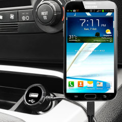 Olixar High Power Galaxy Note 2 KFZ Ladekabel