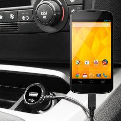 Olixar High Power Nexus 4 KFZ Ladekabel