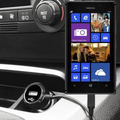 Olixar High Power Lumia 925 KFZ Ladekabel