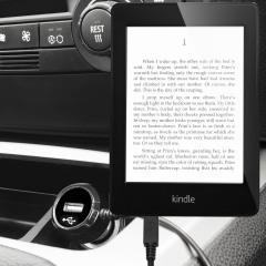Olixar High Power Kindle Paperwhite KFZ Ladekabel