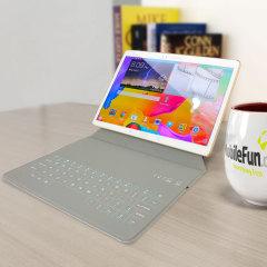 Encase Wireless Bluetooth Tablet Keyboard Case - 9-10 Inch
