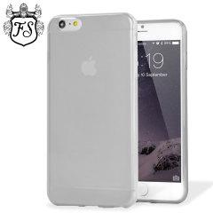 Encase FlexiShield iPhone 6 Plus Gel Case - Frost White