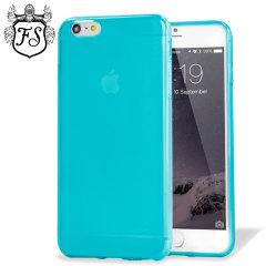 Encase FlexiShield iPhone 6 Plus Gel Case - Blue