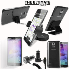 The Ultimate Samsung Galaxy Note 4 Accessory Pack