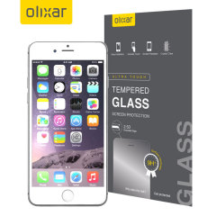 Olixar iPhone 6 Plus Tempered Glass Screen Protector