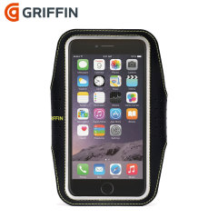 Griffin Trainer iPhone 6S Plus / 6 Plus Sport Armband - Black