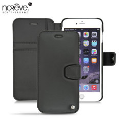 Noreve Tradition B Apple iPhone 6 Ledertasche in Schwarz