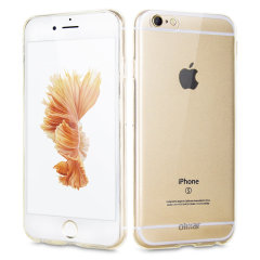 Ultra Thin FlexiShield iPhone 6 Gel Case - 100% Clear