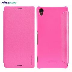 Nillkin Sparkle Folio Sony Xperia Z3 Case - Pink
